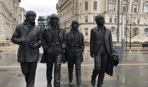 Sprachreisen nach Liverpool_Beatles
