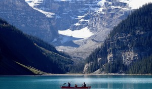 Sprachschulen Kanada - Lake Louise